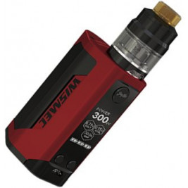 Wismec Reuleaux RX GEN3 grip Full Kit Red