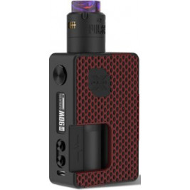 Vandy Vape Pulse X BF grip Full Kit Special Edition G10 Red