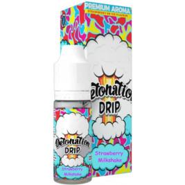 Příchuť Detonation Drip 10ml Strawberry Milkshake