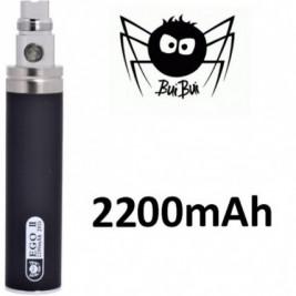 BuiBui GS eGo II baterie 2200mAh Black