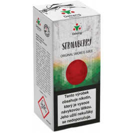 Liquid Dekang Strawberry 10ml - 18mg (Jahoda)