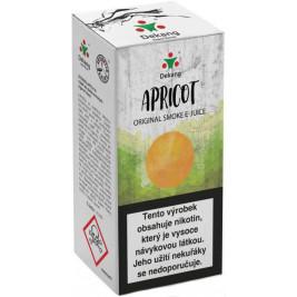 Liquid Dekang Apricot 10ml - 18mg (Meruňka)