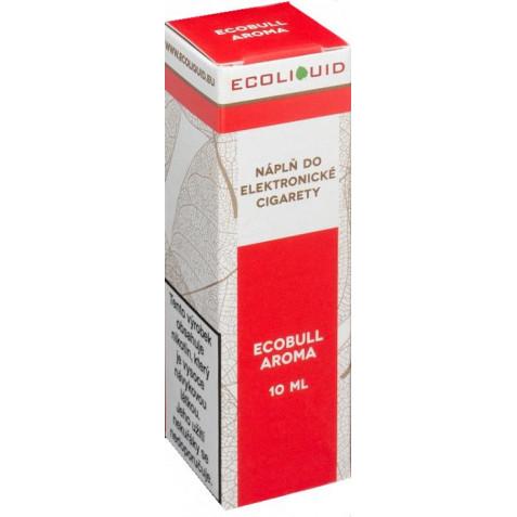 Liquid Ecoliquid Ecobull 10ml - 20mg (Energetický nápoj)