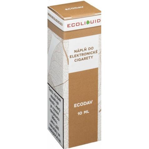 Liquid Ecoliquid ECODAV 10ml - 6mg