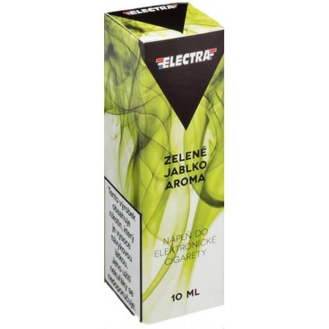 Liquid ELECTRA Green apple 10ml - 12mg (Zelené jablko)