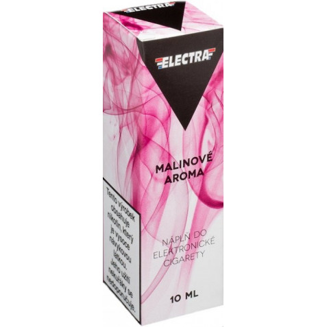 Liquid ELECTRA Raspberry 10ml - 20mg (Malina)