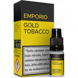 Liquid EMPORIO Gold Tobacco 10ml - 6mg