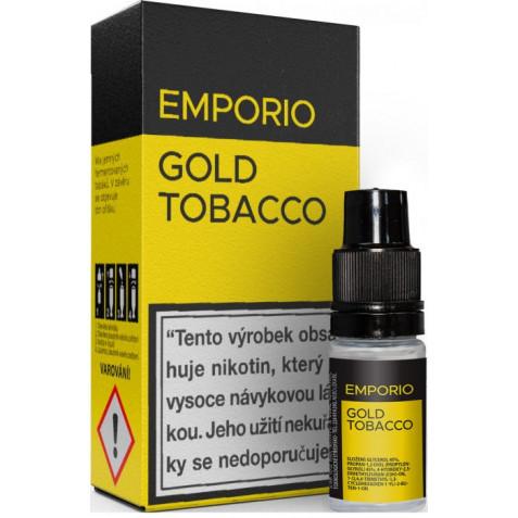 Liquid EMPORIO Gold Tobacco 10ml - 9mg