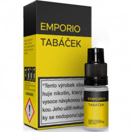 Liquid EMPORIO Tobacco 10ml - 3mg