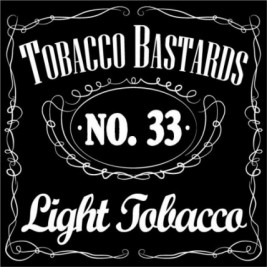 Příchuť Flavormonks 10ml Tobacco Bastards No.33 Light Tobacco