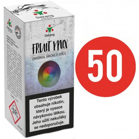Liquid Dekang Fifty Fruit Mix 10ml - 16mg (Ovocný mix)