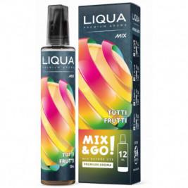 Příchuť Liqua Mix&Go 12ml Tutti Frutti