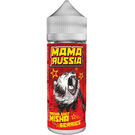 Příchuť Mama Russia Shake and Vape 15ml Misha Berries