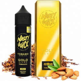 Příchuť Nasty Juice - Tobacco S&V 20ml Tobacco Gold