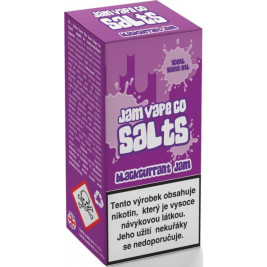 Liquid Juice Sauz SALT The Jam Vape Co Blackcurrant Jam 10ml - 10mg