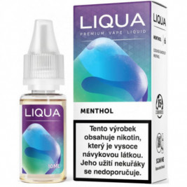 Liquid LIQUA CZ Elements Menthol 10ml-18mg (Mentol)