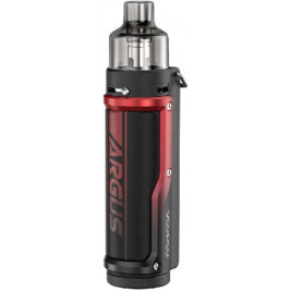 VOOPOO Argus Pro 80W grip 3000mAh Full Kit Litchi Leather and Red