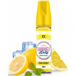 Příchuť Dinner Lady ICE 20ml Lemon Sherbet Ice