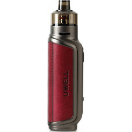 Uwell Aeglos P1 80W grip Full Kit Wine Red